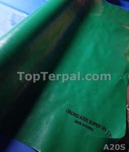Terpal Plastik Orchid A20S Super UV Ukuran Custom
