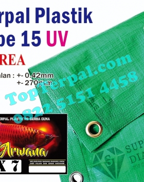 A15 korea UV Hijauhijau 5x7