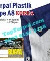 Terpal Plastik Korea A8