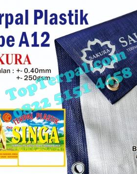 Terpal Plastik Sakura A12