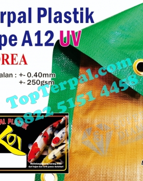 Terpal Plastik Korea A12 UV