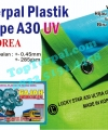 Terpal Plastik A30 luckystar